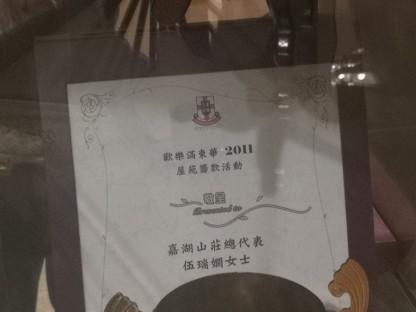 """""""嘉湖山莊總代表"""""""