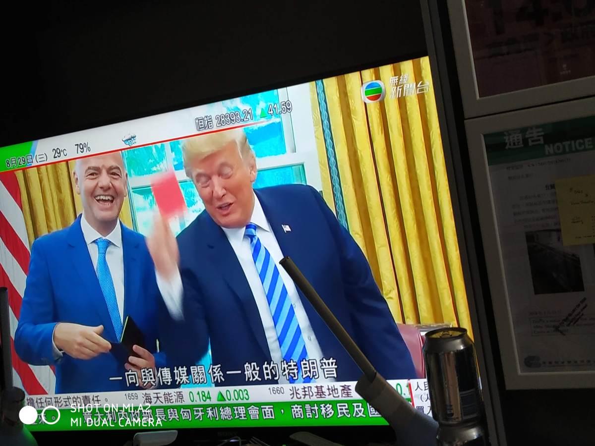 2018年中美貿易戰